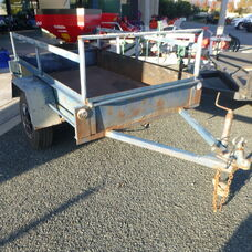 6' 4' TRAILER WITH FRAME