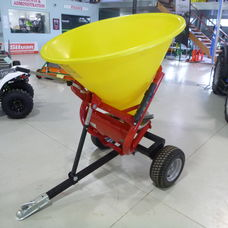 ATV 300lt fertiliser spreader