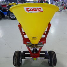 ATV 300lt fertiliser spreader