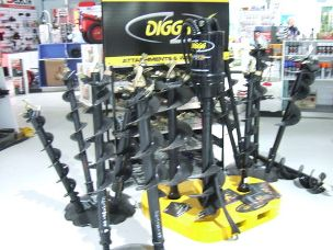 Digga Augers assorted