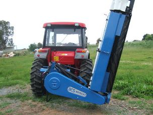 BCS Rotex 7 disc linkage mower conditioner