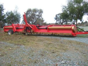 Becchio TM800 linkage mulcher