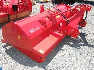 Becchio TS225  mulcher, rear roller