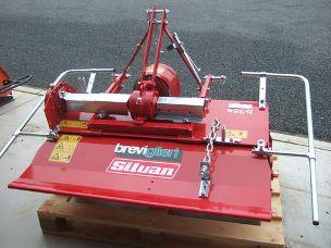 Breviglieri 105m rotary hoe