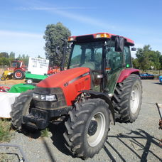 Case JXU95 Tractor