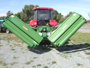 Celli Scorpiop 450 folding linkage mulcher