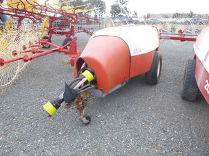 Croplands airblast sprayer