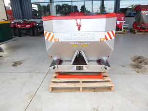 DCM 800L stainless steel spreader