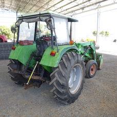 Deutz DX310 Rops tractor