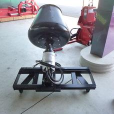 Digga 4cuft hydraulic cement mixer