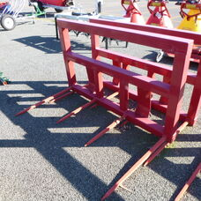 EURO HITCH BALE FORKS