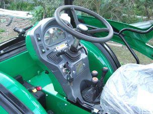 Ferrari Cobram V65RS Reversable Tractor