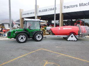 Ferrari Vega Tractor 95hp
