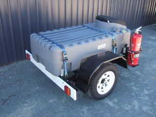 Fuel trailer 400Lt
