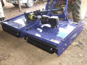 Galaxy flex wing orchard mower