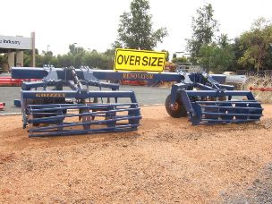 Grizzly Wheel Track Renovator