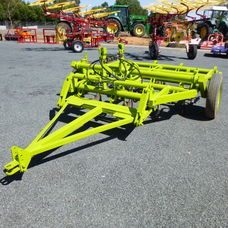 Harvey 19 tine cultivator