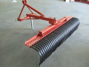 Heavy Duty 5ft - 7f t - 8ft Stick Rakes