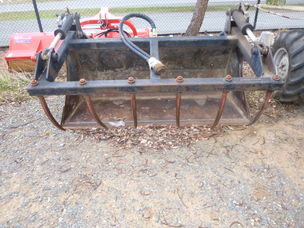 Howard 1.8m silage bucket