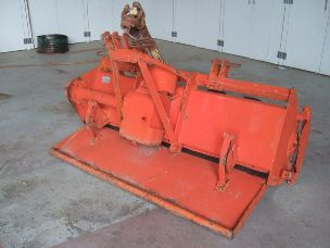 Howard 5ft Rotary Hoe