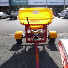 Iris 400Lt Atv fertiliser spreader