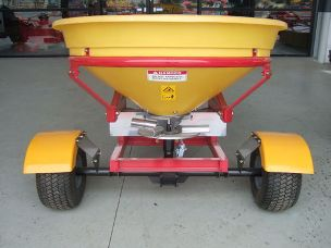 Iris 700Lt Atv fertiliser spreader