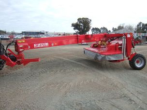 JF-Stoll GMT 3205 Flex R 3.2m mower conditioner