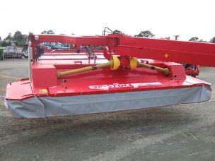 JFStoll Gmt 3605 Flex R 32m mower conditioner