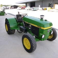 John Deere 1750 Tractor