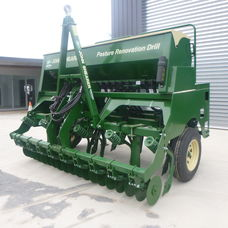 John Shearer Seeder 3mtr Pasture Drill