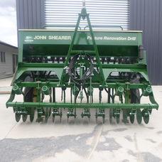 John Shearer 3mtr Pasture Drill