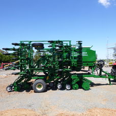 John Shearer 6m Folding Air seeder