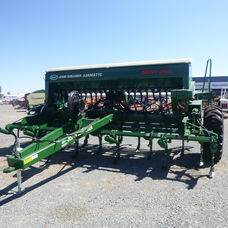 John Shearer Airmatic Seeder