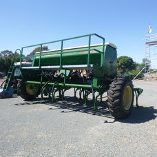 John Shearer Coulter Tint Drill 23run 35mtr