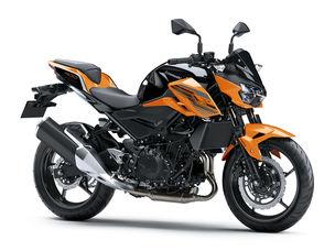 Kawasaki Z400 Sport *DEMO*
