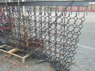 Kanga 3.6m Chain Link Drag Harrow