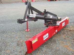 Kanga 8ft clamp Grader Blade