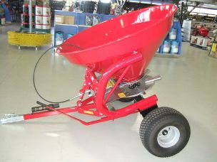 Cosmo ATV Fertiliser Spreader