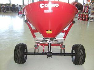 Kanga Atv 560Lt fertiliser spreader