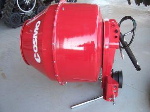 Kanga Linkage cement mixer