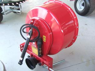 Kanga Linkage cement mixer