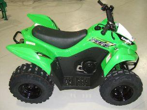 Kawasaki KFX 90 quad bike