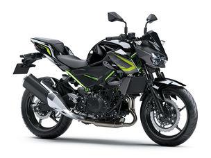 Kawasaki Z400 Sport