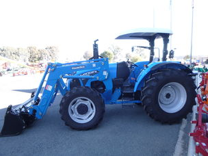 Landini Super 8860 Tractor