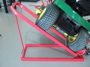 Lawn Mower lift jack
