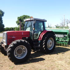 Massey Ferguson 8110 Tractor
