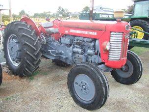 Massey Furguson 65 2wheel drive ROPS