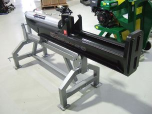 Millers Falls 25 tonn linkage log splitter