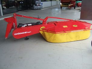 Minos Agri190 2 Disc Drum Mower