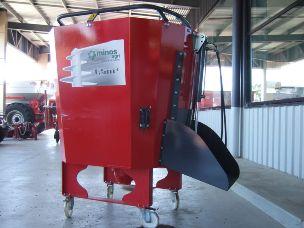 Minos Agri 15cum mixer
